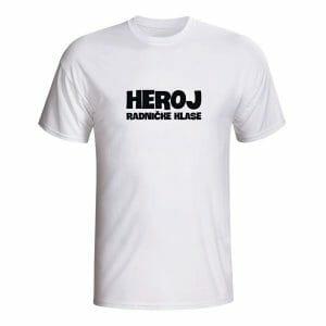 Heroj radničke klase, majica