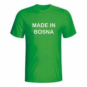 Mode in Bosna majica