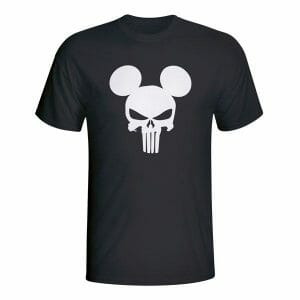 Mickey The Punisher, majica