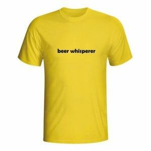 Beer Whisperer majica