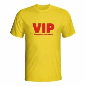 VIP very impressive p*nis majica