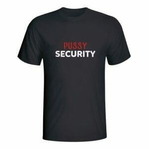 Pussa Security majica