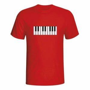 Piano, majica