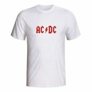 AC/DC majica v različnih barvah