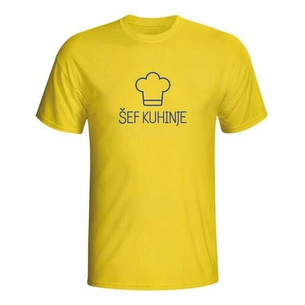 Šef kuhinje majica