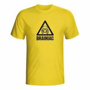 Brainiac, majica