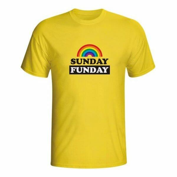 Sunday Funday majica