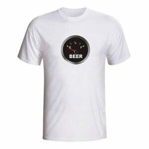 Pivo števec, majica