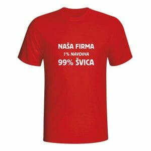 Naša firma majica
