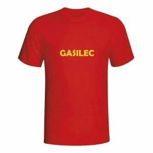 Gasilec majica z napisom