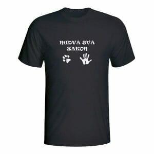 Majica za ljubitelje živali