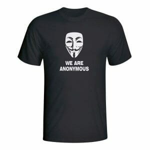 Anonymous majica