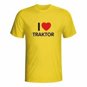 I love traktor, majica