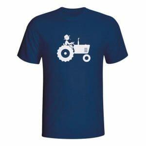 Majica za kmete traktor