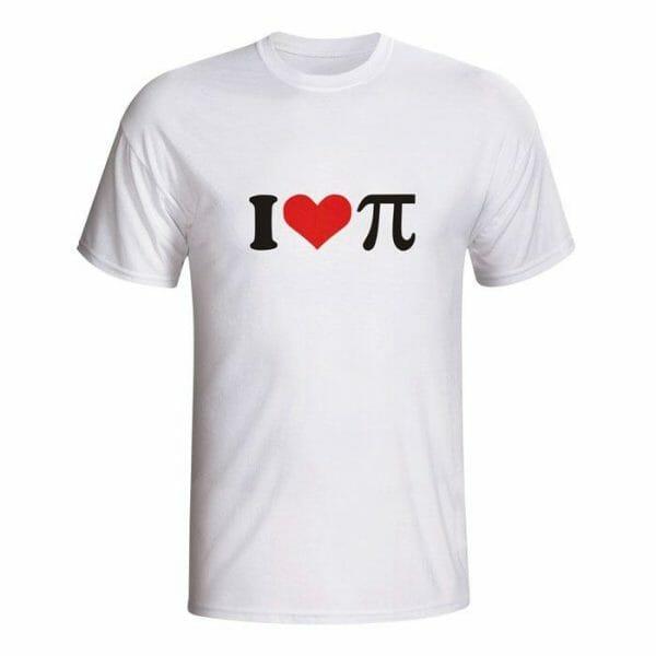 I love Pi, majica