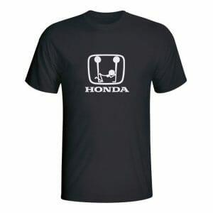 Honda logotip, majica