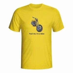Trust me I'm a biker, majica