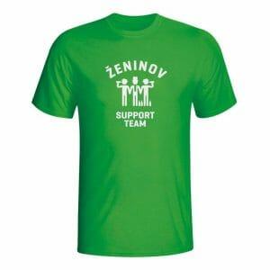 Ženinov support team, majice za fantovščino