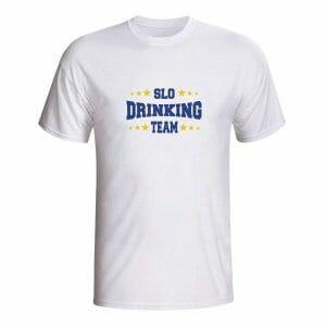 Slo Drinking Team, majica