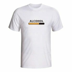 Alcohol loading, majica