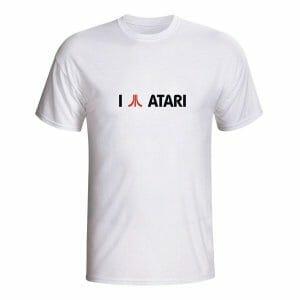 I love Atari, majica