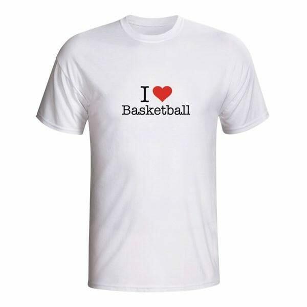 I love Basketball, majica
