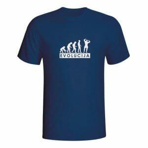 BodyBuilding evolucija, majica