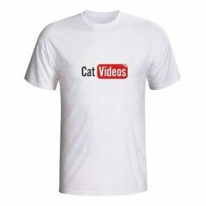 Cat Videos, majica