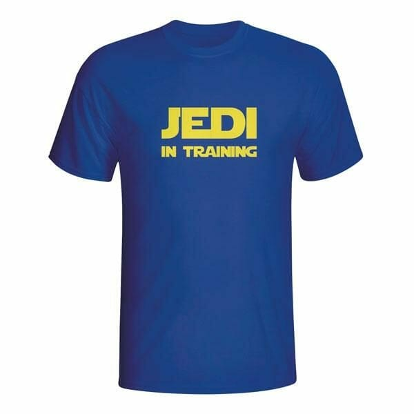 Jedi in training, majica