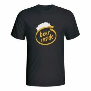 Beer inside, majica