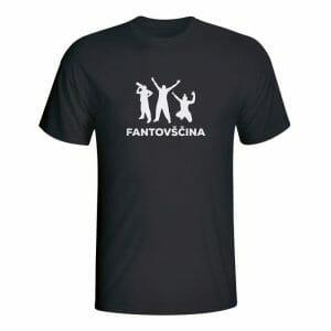 Fantovščina dream team, majica