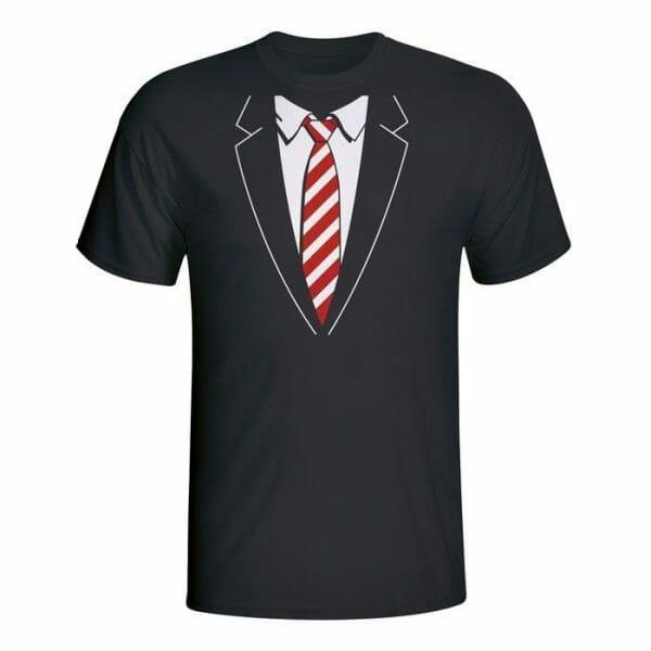 Tuxedo kravata, majica