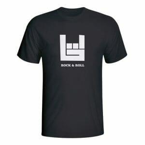 Metal je zakon, majica
