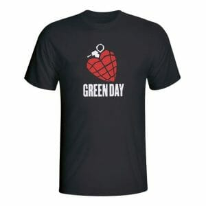 Green Day, majica