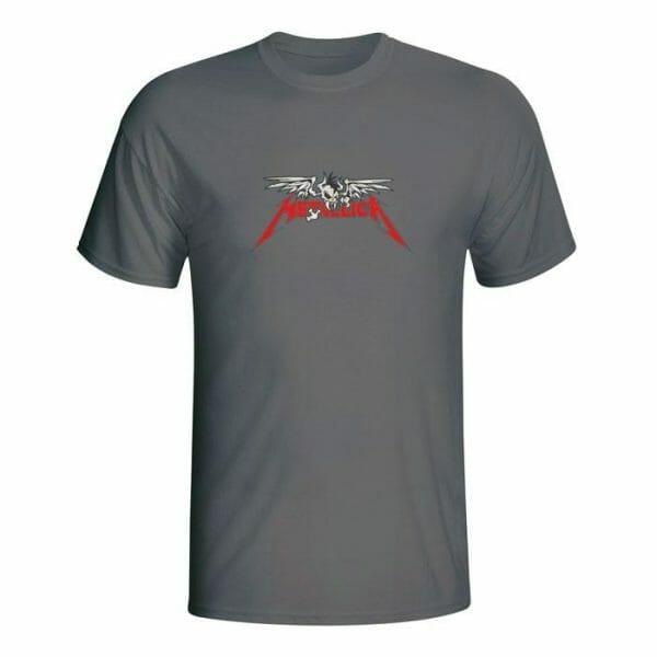 Metallica, majica v različnih barvah