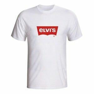 Elvis, levis logo majica