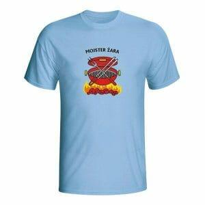 Mojster žara, majica za kuharje