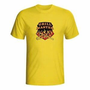 Grill Master, majica za ljubitelje žara
