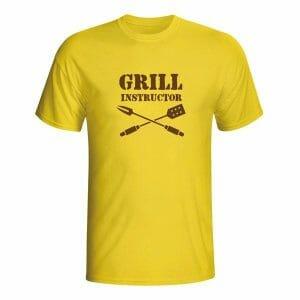 Grill instructor, majica