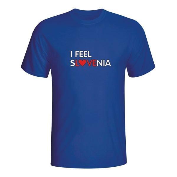 I feel Slovenia, majica