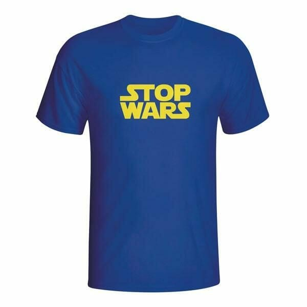 Stop Wars Star Wars majica