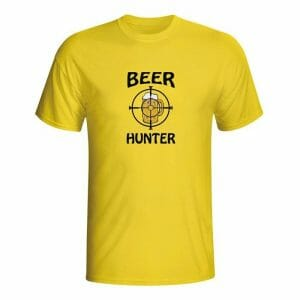 Beer Hunter, majica