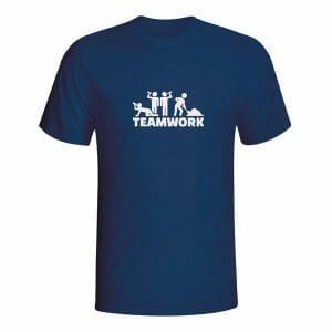 Teamwork, prava ekipa, majica