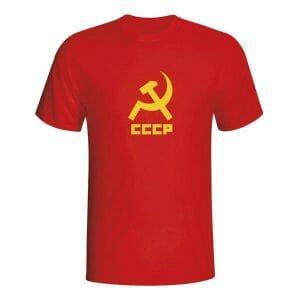CCCP Sovjetska zveza, majica