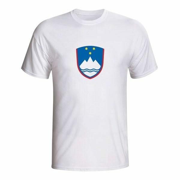 Slovenija grb, majica
