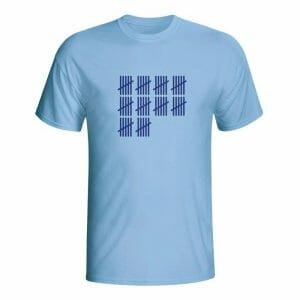 50 abraham, majica za rojstni dan