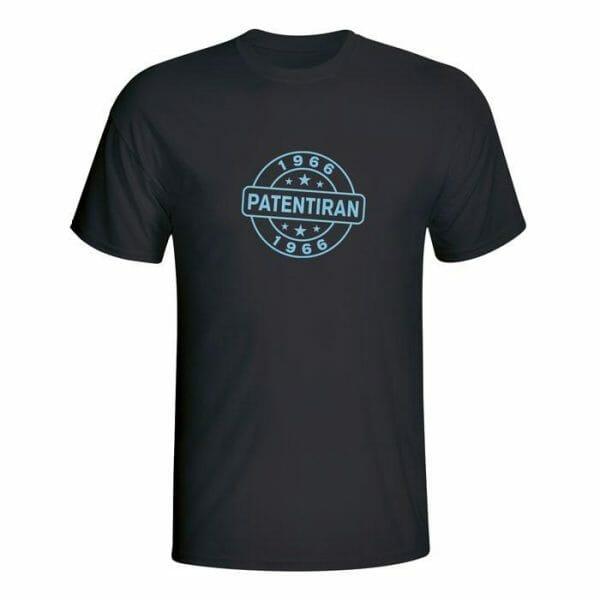 Patentiran 1966, majica