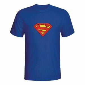 Superman majica v različnih barvah
