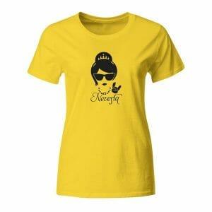 Nevesta, majica za dekliščino
