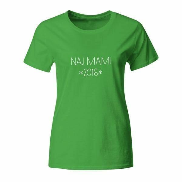 Naj Mami, ženska majica